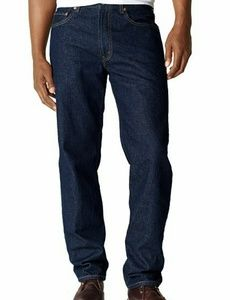"Mens Levi's 550 Relaxed Fit Jeans 34"" x 36"""